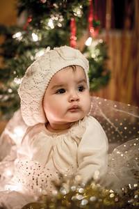 Melanie 6 Months Christmas