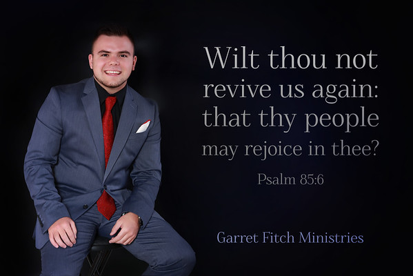 Garret Fitch Ministries