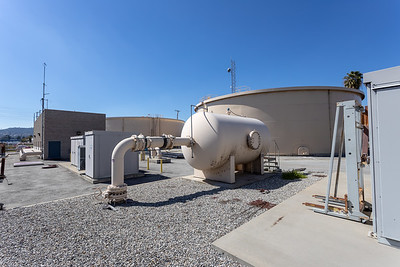 City of Industry booster station Resevoir 2 and 2a-5341