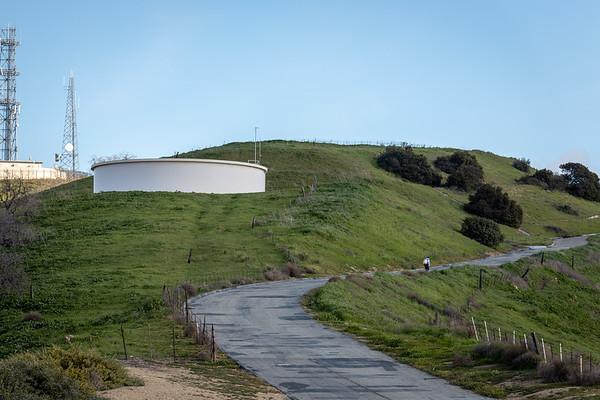 Reservoir 14 and vantage point booster station-4330