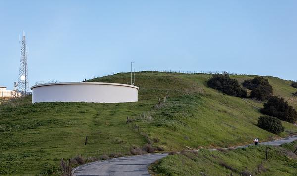 Reservoir 14 and vantage point booster station-4335