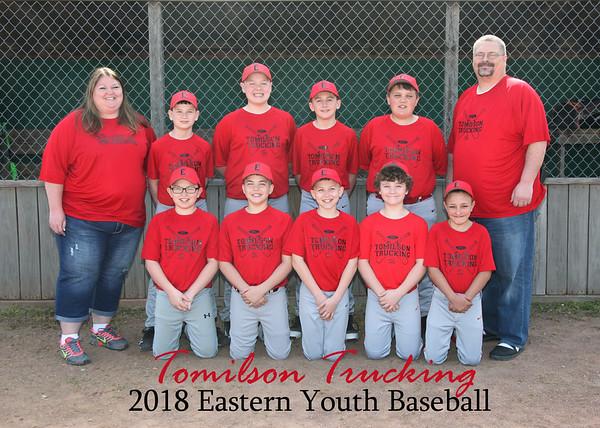 Eastern Teams Sponser Images