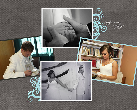 Oppy Wedding Book