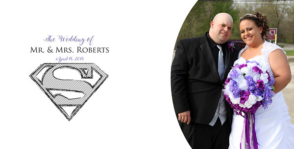ROBERTS WEDDING ALBUM