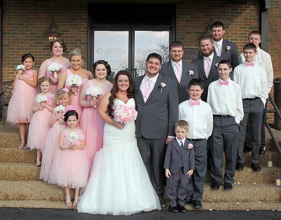 Schackart Wedding 3.14.15