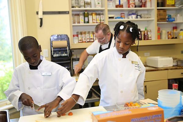 Grand Isle Jr Chefs