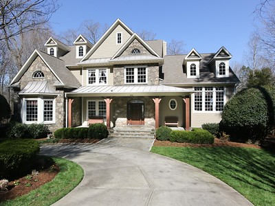 306 Lake Manor Road, Chapel Hill. 6,274 sqft. 4/4/2. Sold for $1,415,825