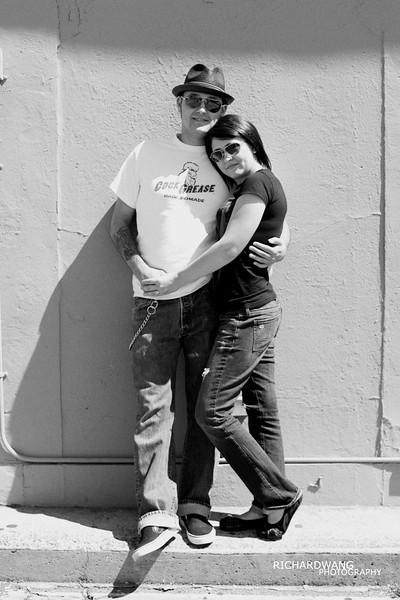 Christine And Bobby June 20, 2011
