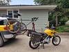 Rack on bike_1