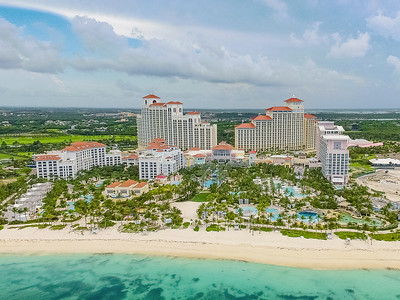 Aerial Photos Ocean Place
