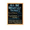 breakfast sign 1
