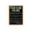 Salad sign 1