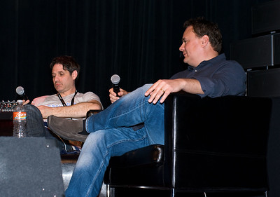 Tweet House comes to SXSW 2011. Michael Yavonditte, founder of Hashable, Jesse Engle, cofounder and CEO of CoTweet.