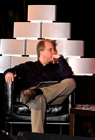 Tweet House comes to SXSW 2011. Steve Broback, owner & founder of Parnassus Group and Tweet House.