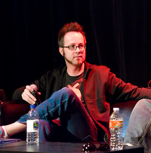 "William ""Whurley"" Hurley, cofounder of Chaotic Moon Studios."