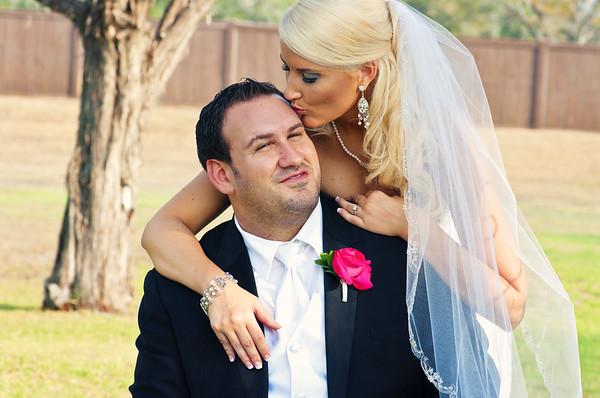 Amanda & Casey Wedding at Boulder Springs, New Braunfels, Texas