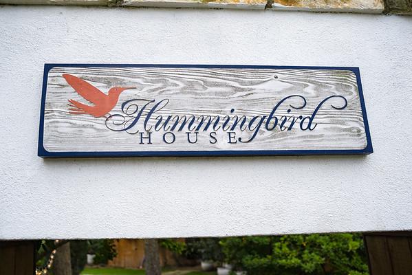 Hummingbird House: Casey & Andrew