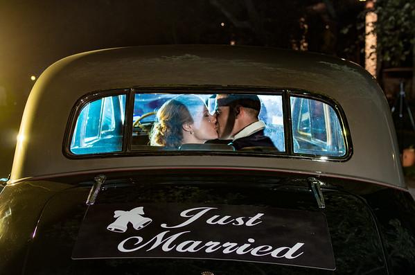 Lindsay & Kevin's Fall Themed Wedding