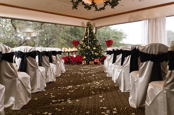 Lindsey & Field Christmas Wedding