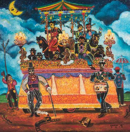Carousel Carroza