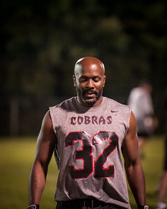 'A' Division - Cobras 37, Canes 12 (Mississauga Valleys)