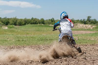 Spitting dirt