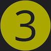 3 icon green