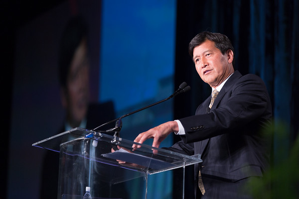 Yulun Wang addresses American Telemedicine Association 2015