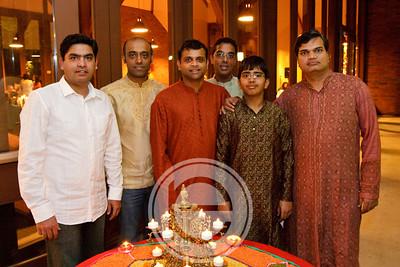 Diwali Dinner 2009-42