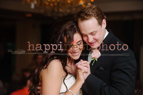 Ehinger Voors wedding
