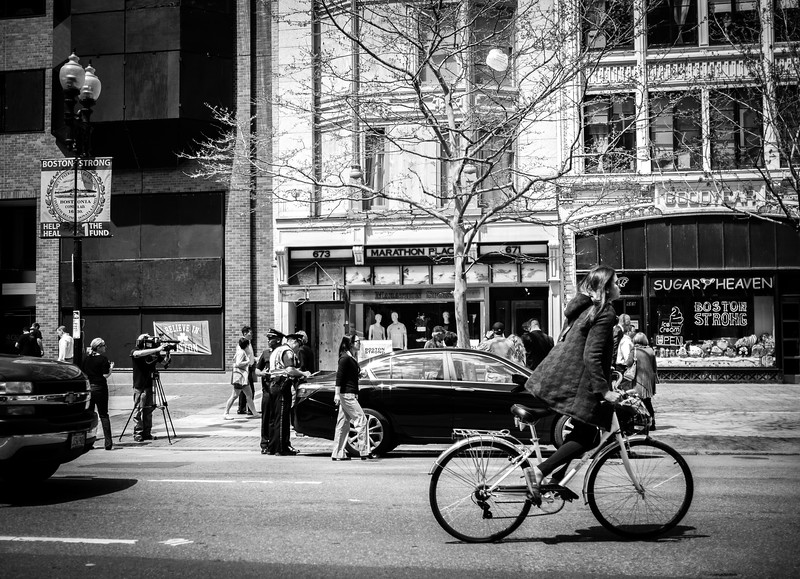 Boylston St., Boston, MA