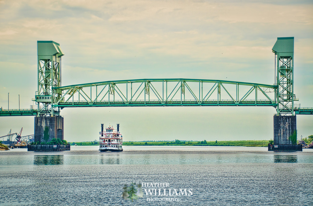 Cape Fear Memorial Bridge - Wilmington, NC