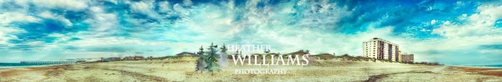 Wrightsville Beach Panorama