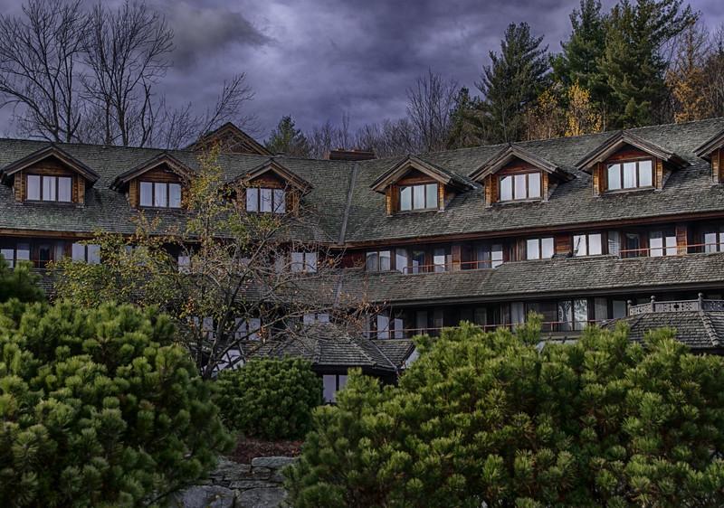 Von Trapp Lodge - Stowe, VT
