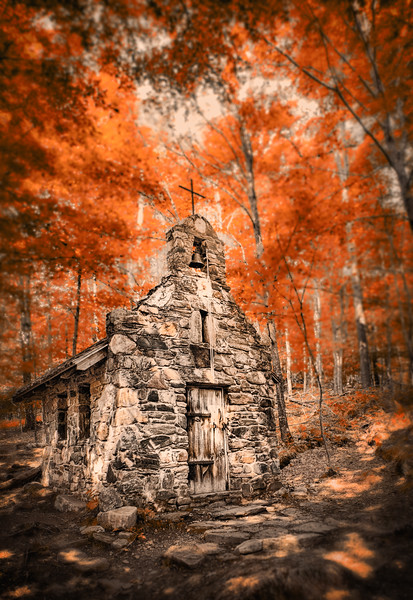 Stowe Chapel in the Woods, VT