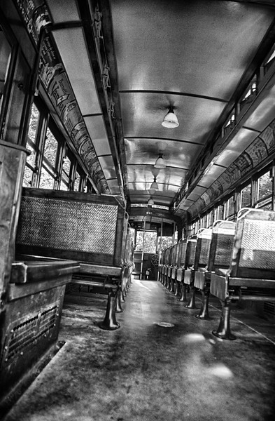 Trolley Glow - Shoreline East Museum-