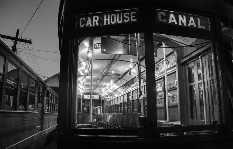 Trolley Glow - Shoreline East Museum-77441