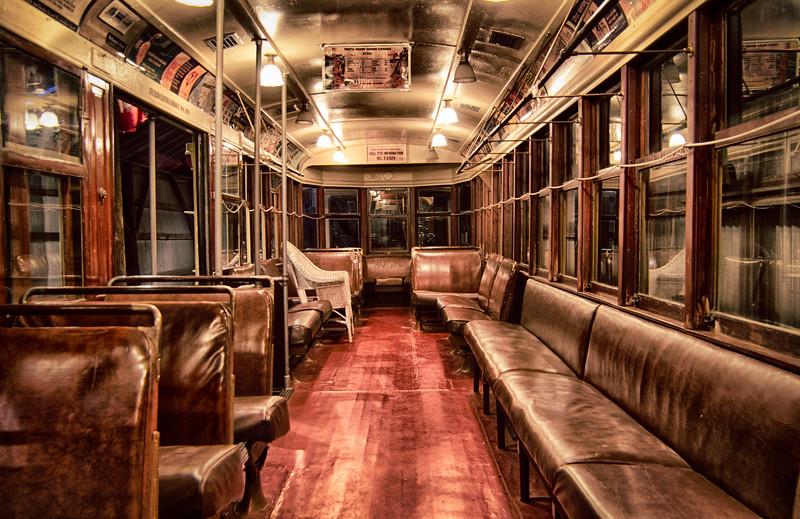 Trolley Glow - Shoreline East Museum--11