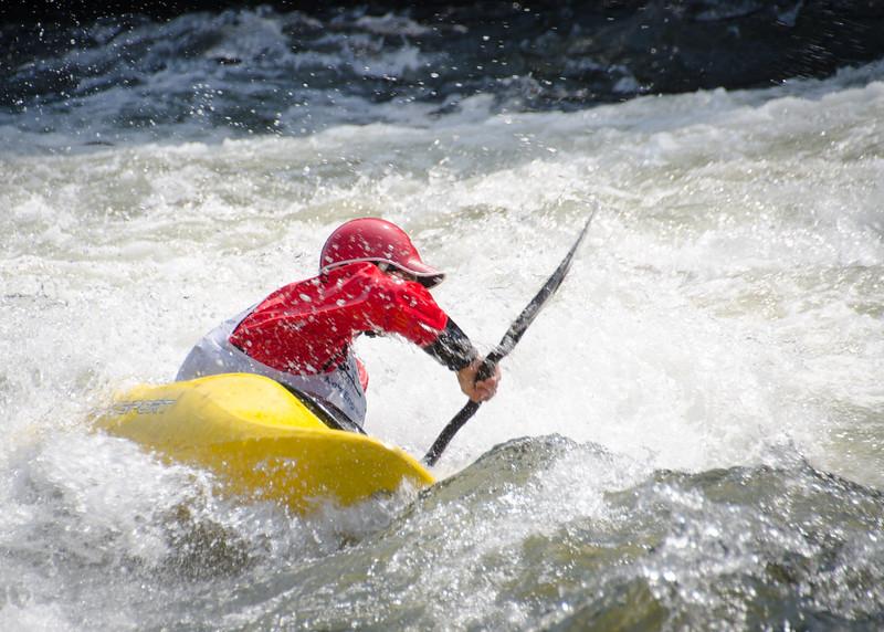 White Water Triple Crown - Tariffville Gorge, Farmington River - CT  April 13, 2014