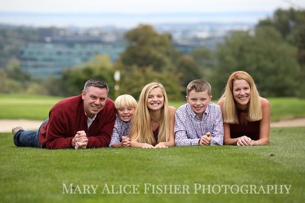 Morin Family 2018