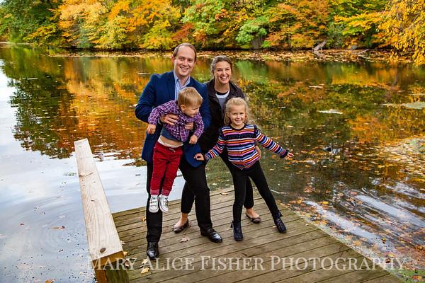 Toretta-Levine Family 2020