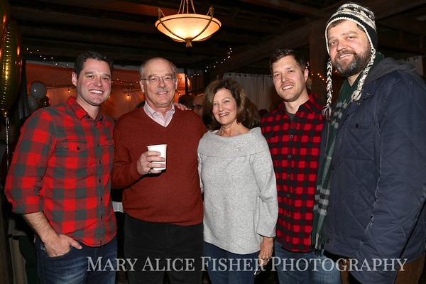Rusty Parker's 70th