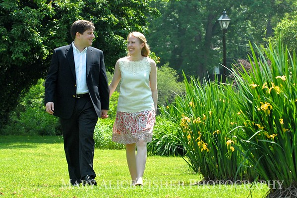 Jennifer Hill-Jonathan Brauman Engagement