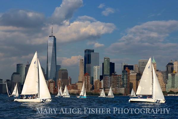 2017 NY Harbor School Regatta