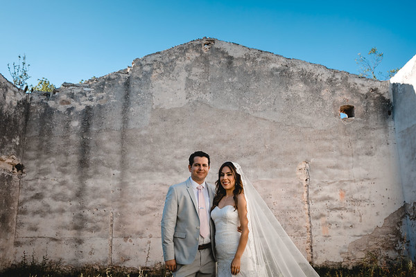 P&H Trash the Dress (Mineral de Pozos, Guanajuato )-1