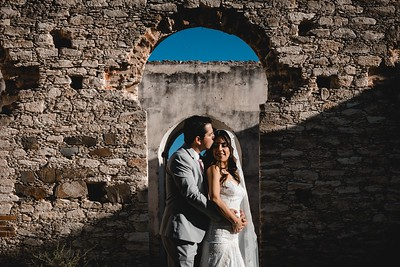 P&H Trash the Dress (Mineral de Pozos, Guanajuato )-14
