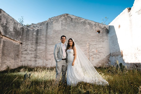P&H Trash the Dress (Mineral de Pozos, Guanajuato )-2