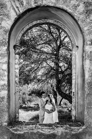P&H Trash the Dress (Mineral de Pozos, Guanajuato )-8