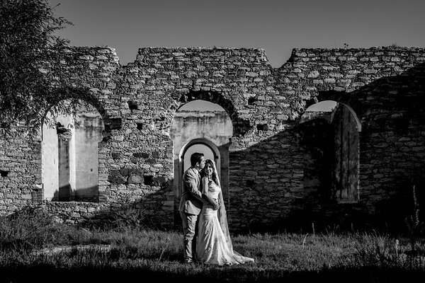 P&H Trash the Dress (Mineral de Pozos, Guanajuato )-12