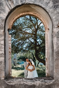 P&H Trash the Dress (Mineral de Pozos, Guanajuato )-7